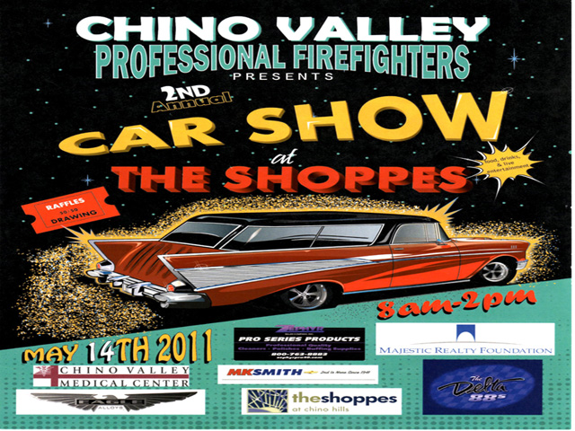 The Delta S Shows - Chino hills car show
